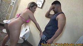 Personal dotado comendo mulher gostosa no motel