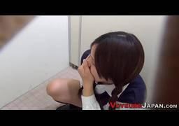 Japinha peladinha na frente da webcam