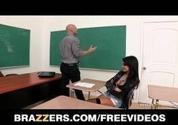 Professor comendo aluna gostosa sexy
